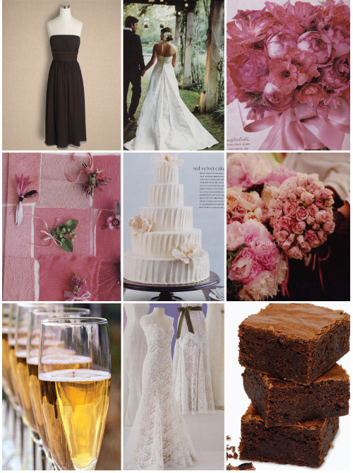 Top Row Emily from J Crew Photo from In Style Weddings Center RowFirst