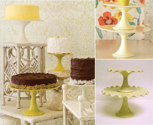 Wedding Cake Stands Designs