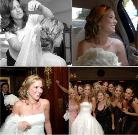 Celebrity wedding hairstyle photos (curly Wedding Hair styles) offers you