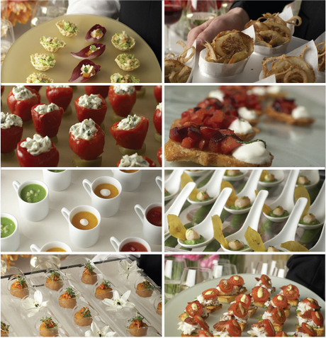 Wedding Finger Food
