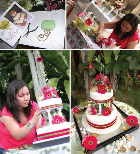 do it yourself wedding cake ideas diy wedding cakes wedding cakes 13690