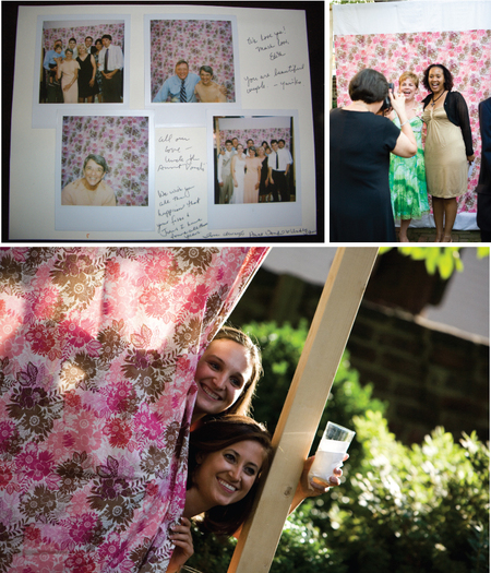 Guest Book Polaroid Camera: Do-It-Yourself Wedding Projects