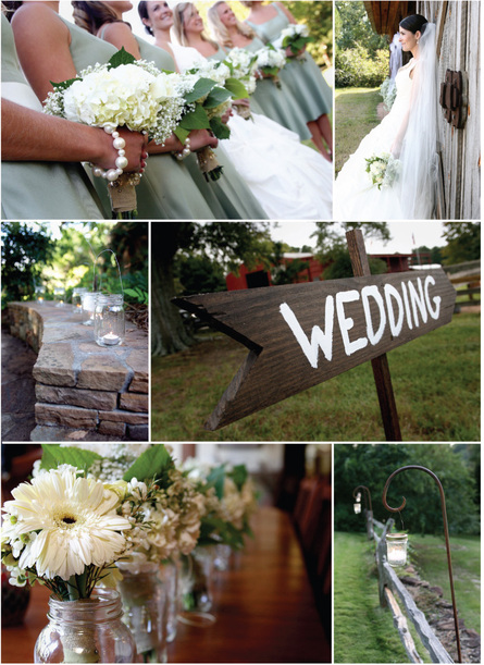 A bit more from Danielle 39s gorgeous Rustic Chic wedding